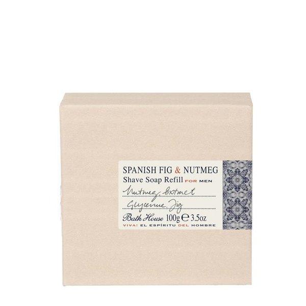 Scheerzeep Spanish Fig & Nutmeg Refill