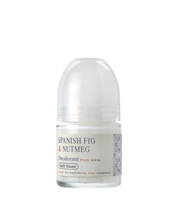 BATH HOUSE Deodorant Spanish Fig & Nutmeg