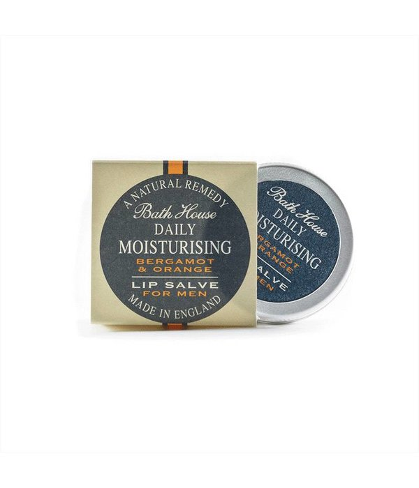 BATH HOUSE Lippenbalsem Cooling Protection Menthol
