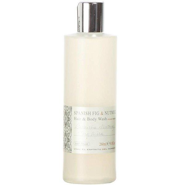 Hair & Bodywash Spanish Fig & Nutmeg