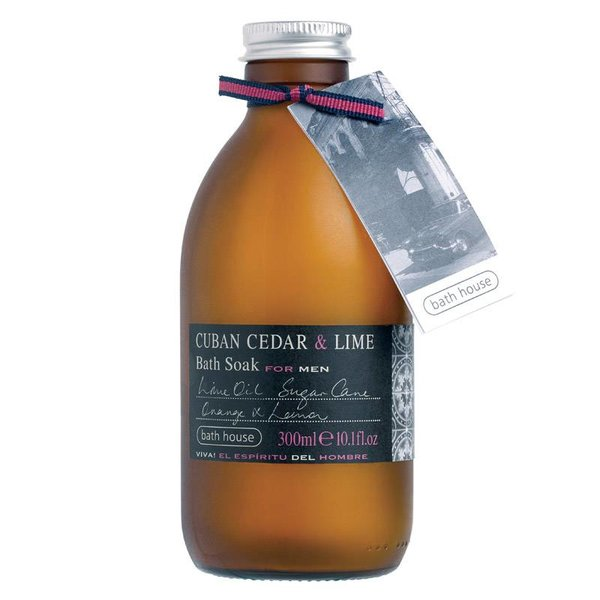 Badschuim Cuban Cedar & Lime