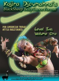 Kajira Djoumahna Level 2/1, BlackSheep Bellydance Format