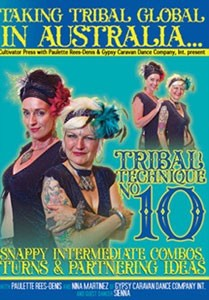Gypsy Caravan Tribal Technique DVD # 10