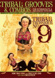 Gypsy Caravan Tribal Technique DVD # 9