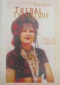 Gypsy Caravan Tribal Technique DVD # 1