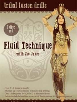 Zoe Jakes - Fluid Technique
