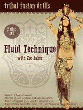 Zoe Jakes - Fluid Technique