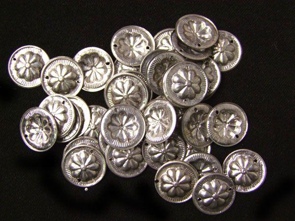 Tribal Silver Gillet