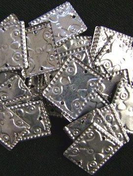 100 Gillet rectangular (or in 50 bags)