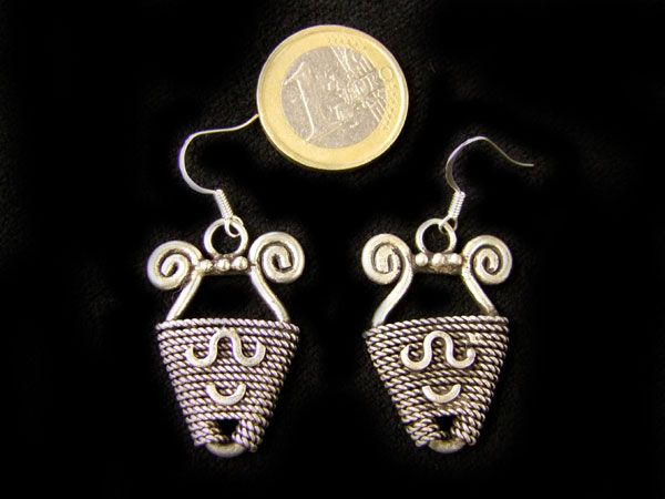 Miao Earrings