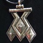 Tuareg Anhänger/ Amulette