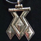 Tuareg pendants/ amulets