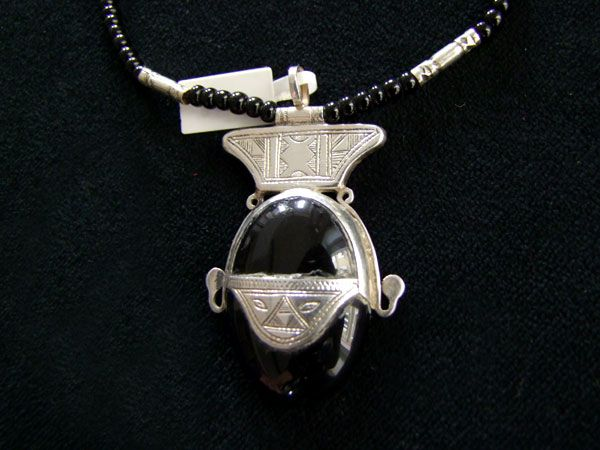 Tuareg necklace pendant