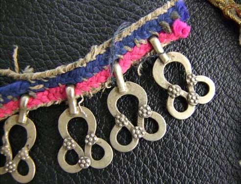 Small Tribal Metall Pendant