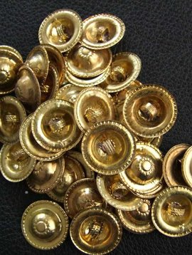 Neue Buttons gold