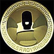 Saroyan Saroyan THE GRECIAN Messing