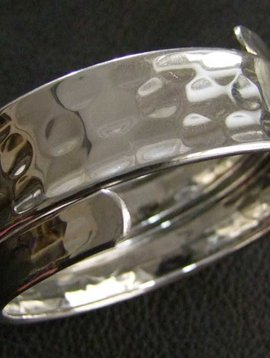 German silver Upperarm Bracelet