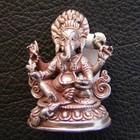 Kleiner Ganesh aus Silber