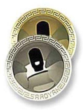Saroyan THE GRECIAN silver