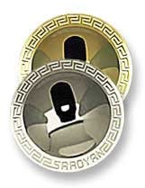 Saroyan Saroyan THE GRECIAN Silber
