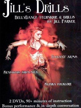 DVD Jill's Drills