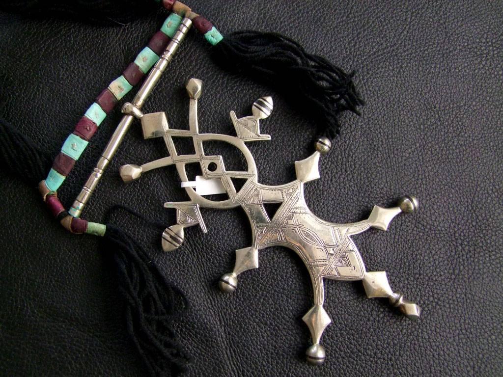 Tuareg Amulett groß