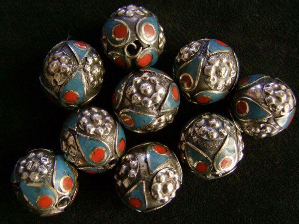Metall Perlen