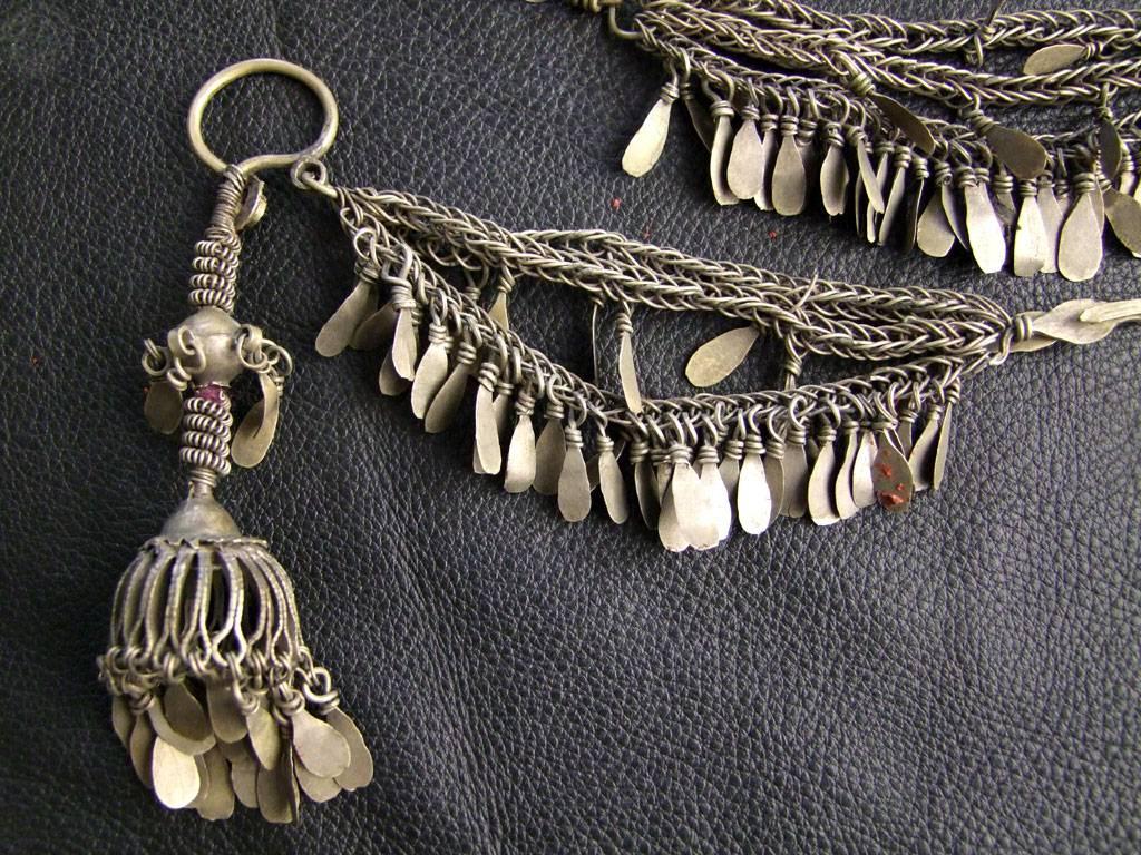 Tribal Headpiece/ earrings