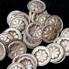 Tribal Metal Amulets