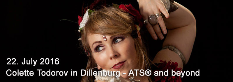 Colette Todorov in Dillenburg - ATS® and beyond