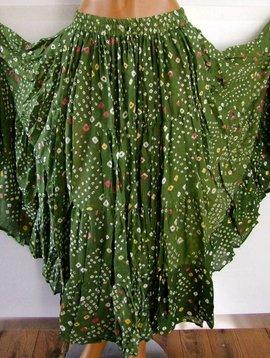 24 yards Jaipuri Skirt