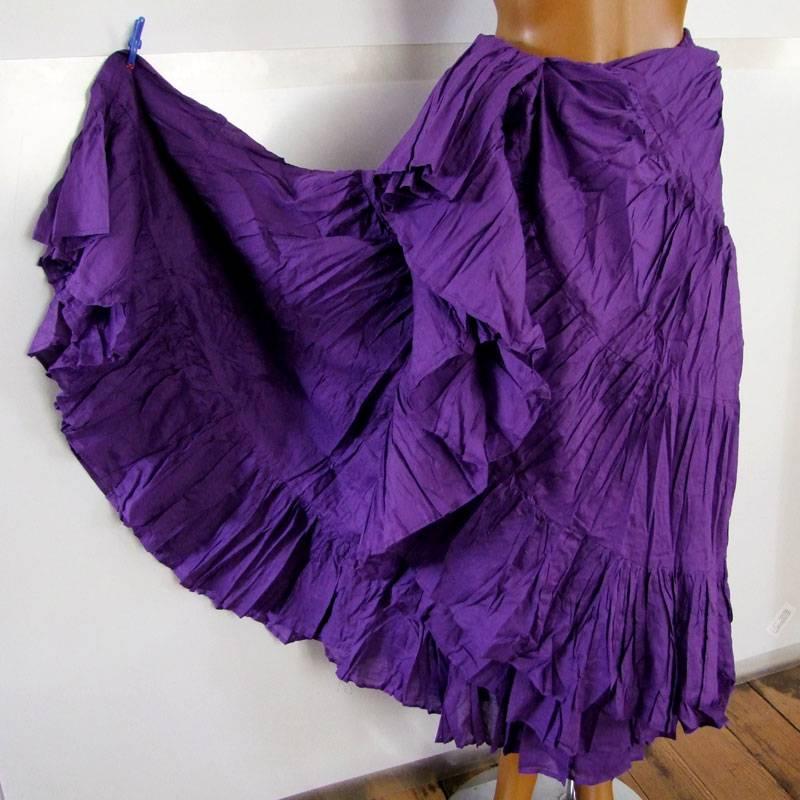 25 yards Tribalrock lila