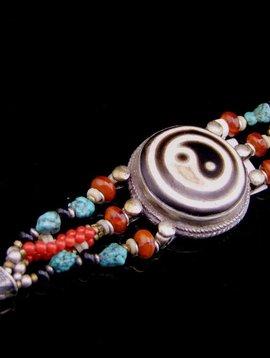 Bracelet with Yin&Yan