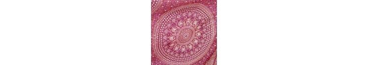 Indian Scarves & Sarees