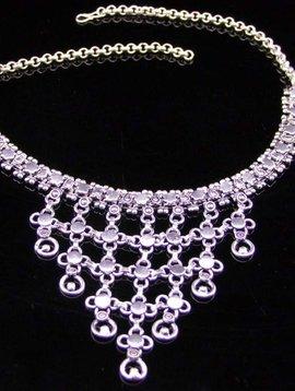 German silver necklace - Copy