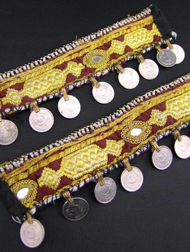 Tribal Bracelet, pair