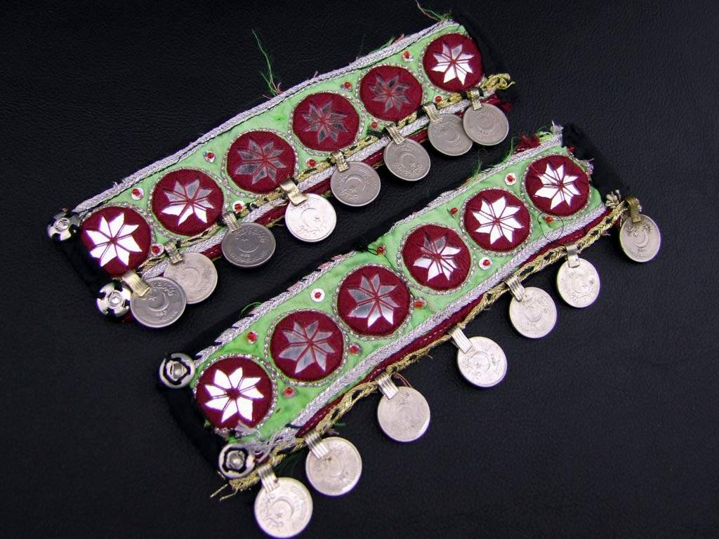 Tribal Bracelet, pair   - Copy