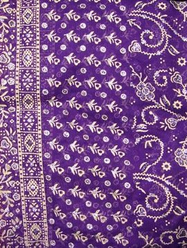 Jodha mharani Saree  purple/ pink