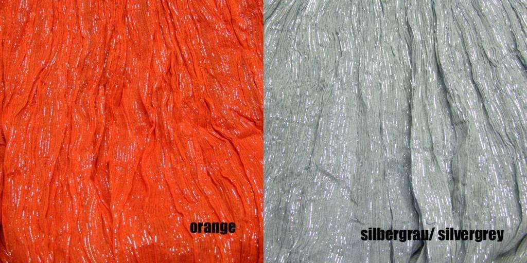 Lurex Pantaloon/ Pumphose 14 Farben
