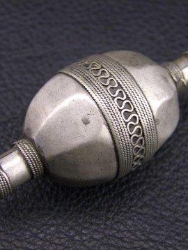 Silber Anhänger/ Perle