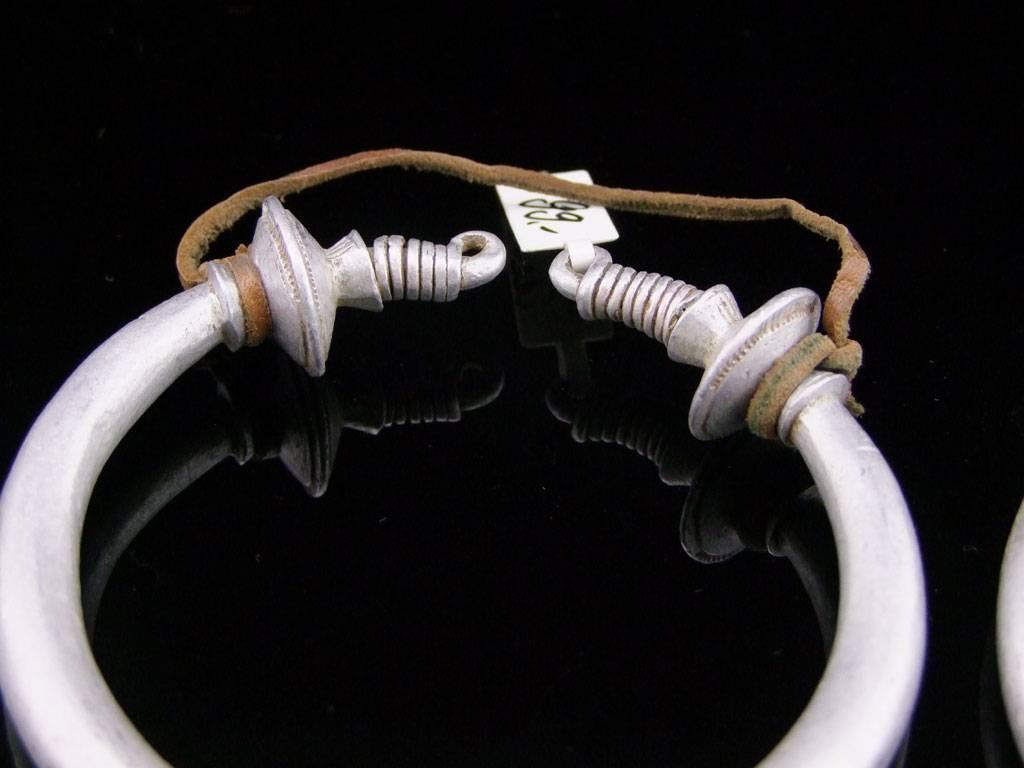 Pair of Tuareg Earrings