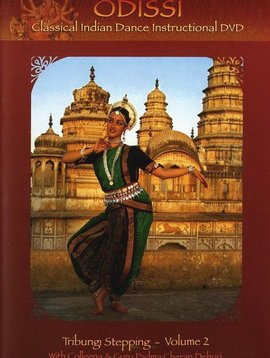 Odissi with Colleena Shakti (Vol.2)