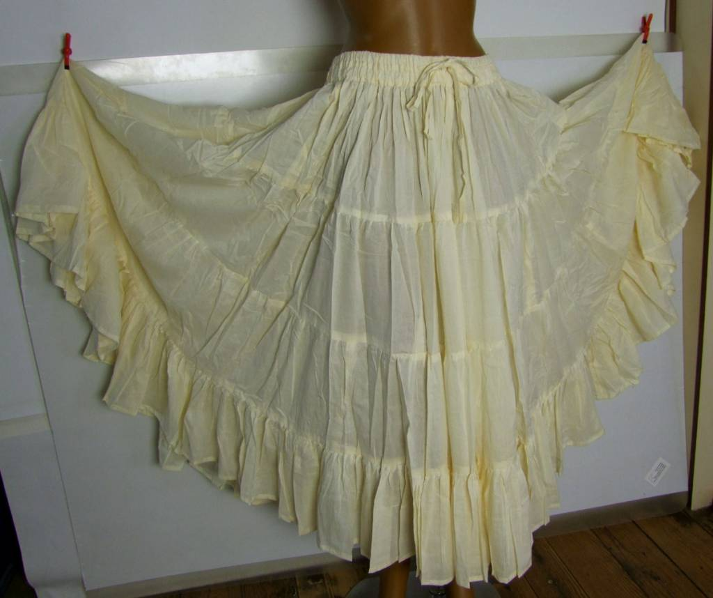 25 yards Tribalskirt creme