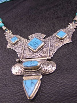 Tribal Necklace Tuareg style