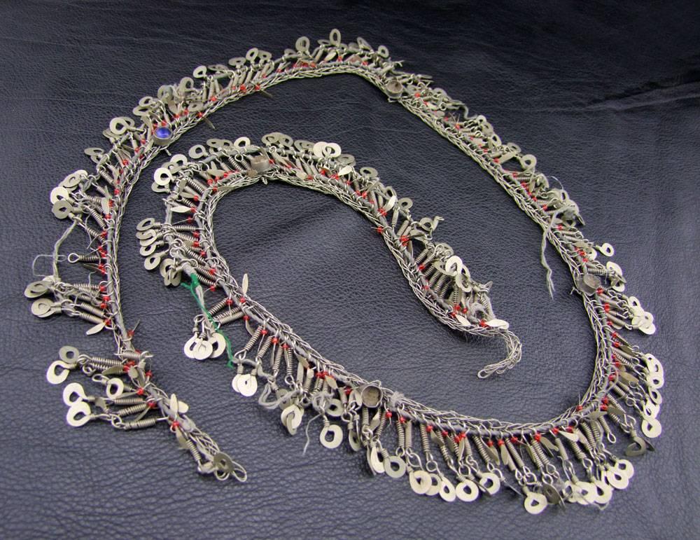 Tribal Metallfransen