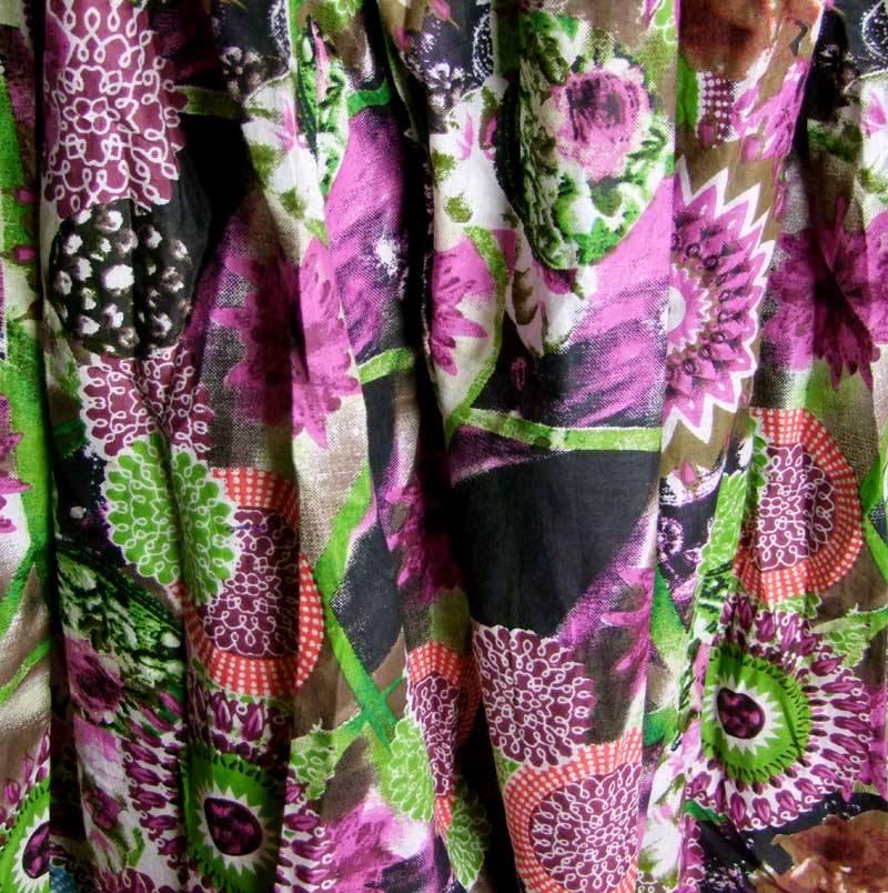 Pantaloon/ harem pants Flower power