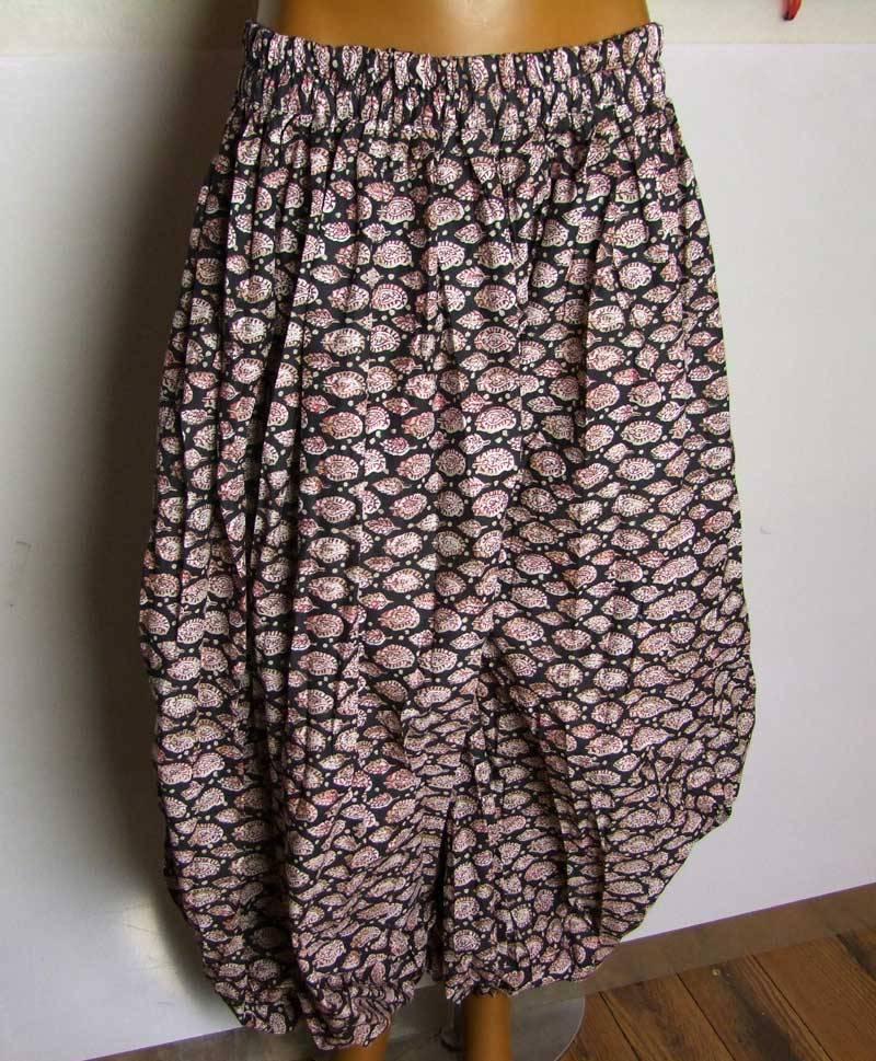 Pantaloon/ harem pants Paisley