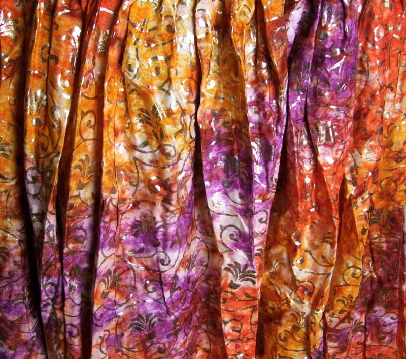 Pantaloon/ Pumphose Psychedelic