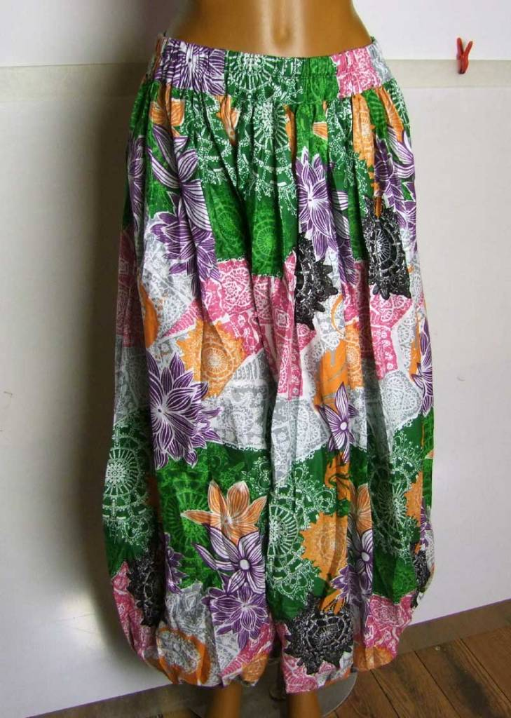 Pantaloon/ Pumphose Flower power