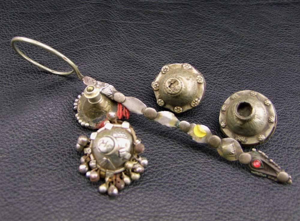 Tribal DIY Components mixed